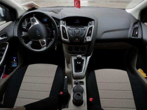 Ford Focus 4 Oto Koltuk Kılıfı