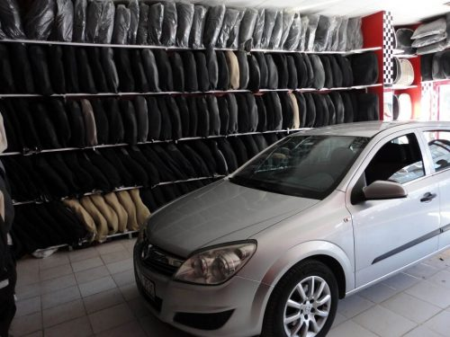 Opel Astra H Oto Koltuk Kılıfı