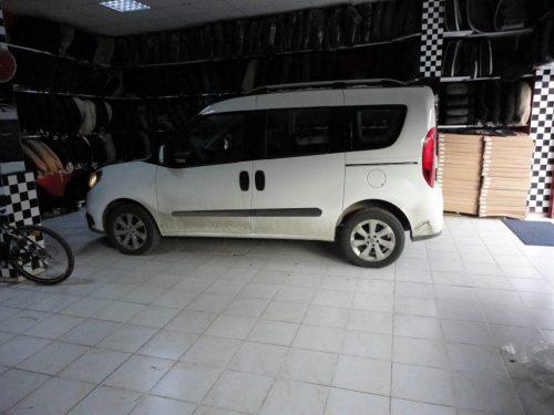 Fiat Doblo Oto Koltuk Kılıfı