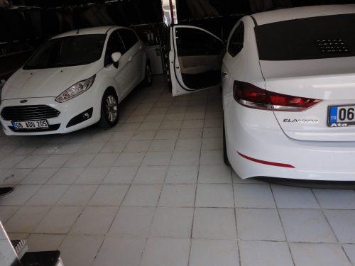 Hyundai Elantra Oto Koltuk Kılıfı
