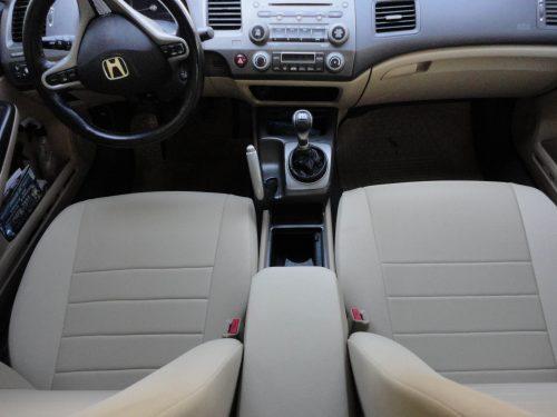Honda Civic 2006-2011 Oto Koltuk Kılıfı