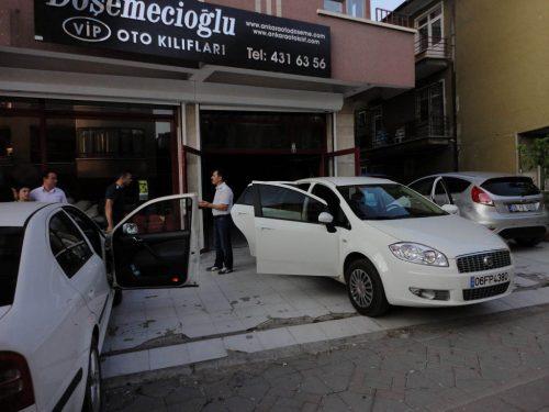 Fiat Linea Oto Koltuk Kılıfı