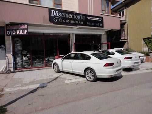 B8 Volkswagen Passat Oto Koltuk Kılıfı 2015 Ve Sonrası